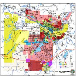 City of Battle Creek Zoning Map (PDF)
