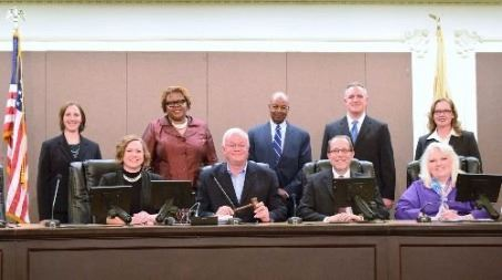 City Commission 2017-2020