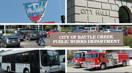 City facilities for survey news