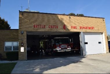BCFD Station 4