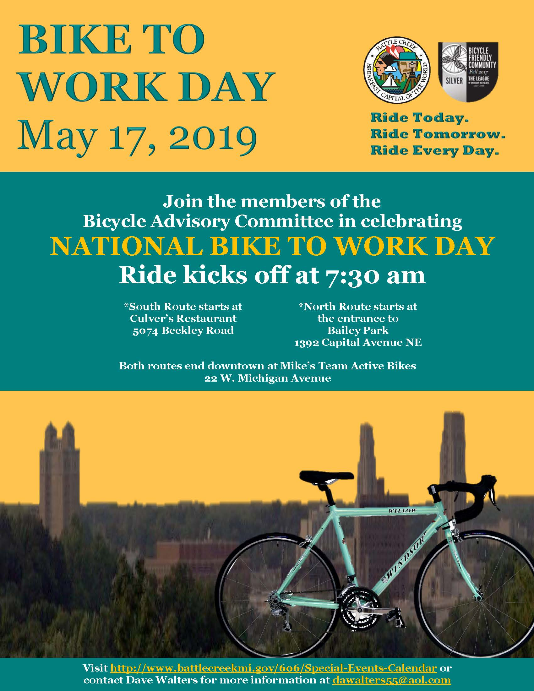 2019 Bike to Work Day Poster v2
