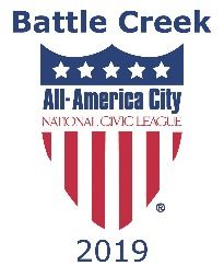 All-America City Award shield 2019