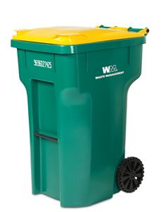 New recycle cart