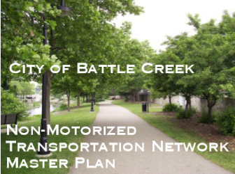Non-Motorized Transportation Plan cover image