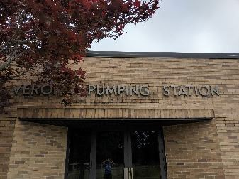 Verona Pumping Station building