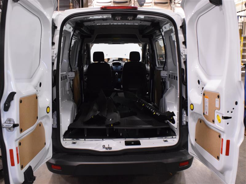 Van fitted for Engineering